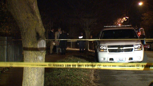 Police say Dwayne Clanton, 18, was shot multiple times in the 4400 block of Lexington around 9:45 p.m.