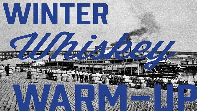 Winter Warm-up Whiskey tickets go on sale now. (Credit: CityArchFoundation)