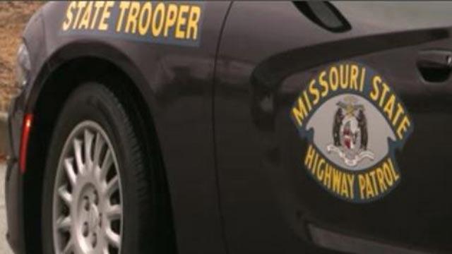 Missouri State Highway Patrol vehicle (Credit: KMOV)