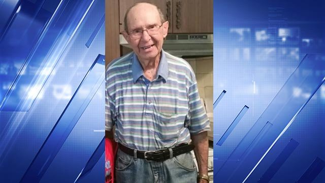 Harold Johnson, 87, was reported missing from his home in St. Louis Monday afternoon (Credit: St. Louis Police)