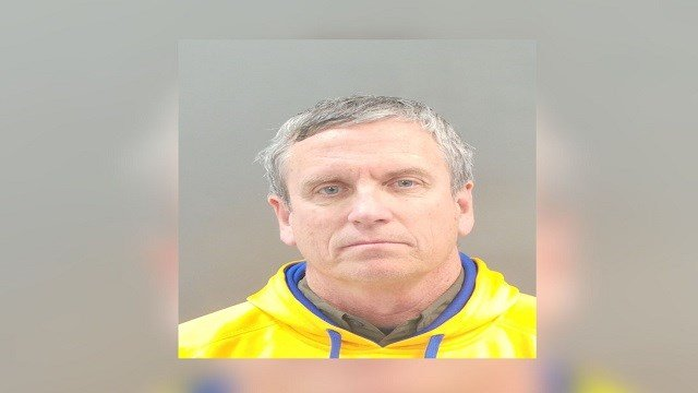 John P. Ryan is accused of making a terrorist threat at the Planned Parenthood in Forest Park. (Credit: St. Louis Metropolitan Police Department)