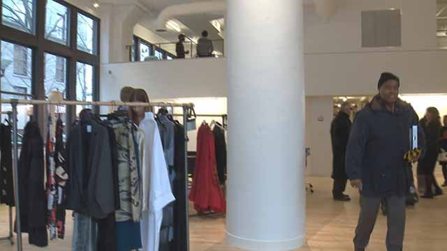 The Fashion Hub on Washington Avenue. Credit: KMOV