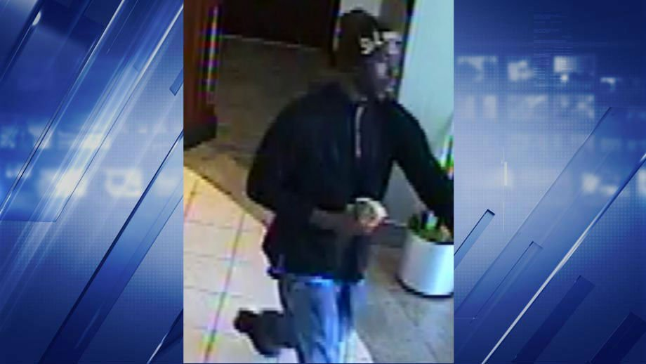 If you have any information on the suspect's whereabouts, you are urged to contact police immediately. (Credit: Creve Coeur Police)