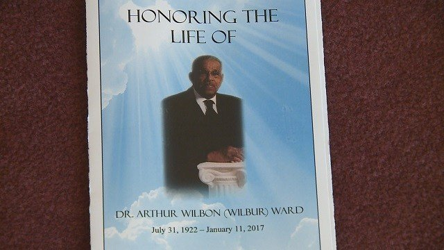 A former Tuskegee Airman was laid to rest Wednesday. (Credit: KMOV)
