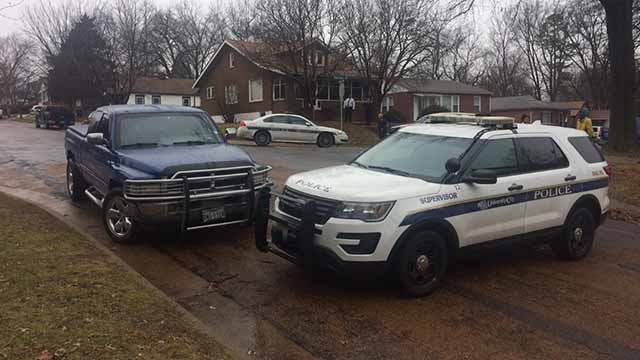 A man was found fatally shot inside a home in the 1300 block of Sheridan Thursday. Credit: KMOV