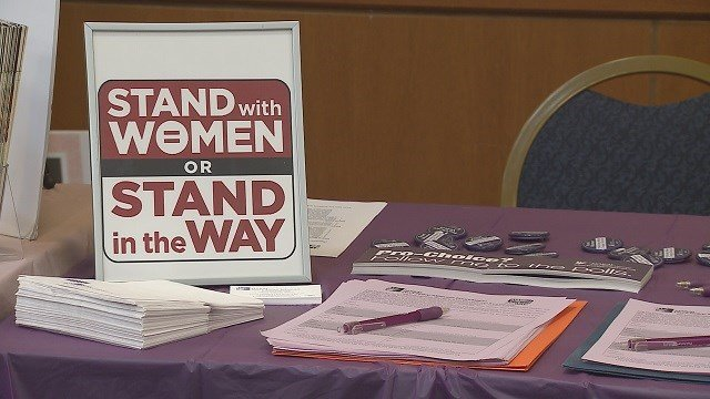 The Women's March will begin at 9:00 a.m. at Union Station. (Credit: KMOV)