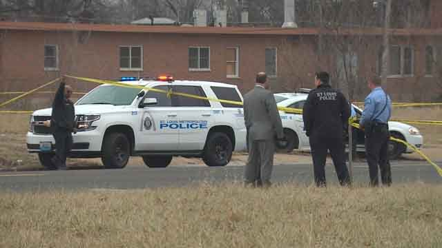 STLMPD are investigating a shooting in the Greater Ville neighborhood that left a man in critical condition. (Credit: KMOV).