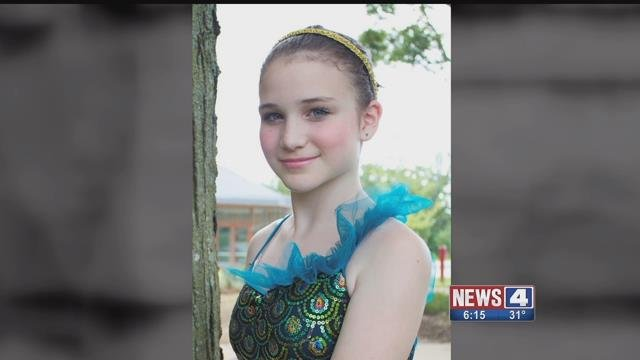 Flynn Kehm loves sharing her passion of dancing with others. Credit: KMOV