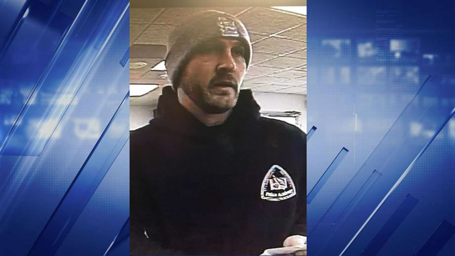 Police need the public's help in searching for this bank robbery suspect. (Credit: Jefferson County Sheriff's Department)
