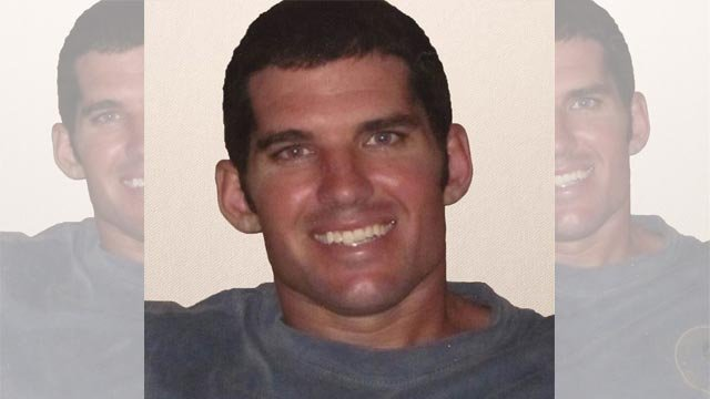 "Chief Special Warfare Operator William ""Ryan"" Owens died Jan. 28 (Credit: Naval Special Warfare Command / CBS Newspath)"