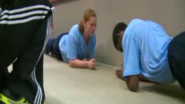 Two people enrolled in the Fairveiw Heights MECOP Program (Credit: KMOV)
