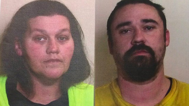 The Madison County Sheriff's Department charged Timothy Elkins and Amy Elkins with involuntary manslaughter.  They are also charged with nine counts of felony child endangerment. (KMOV)