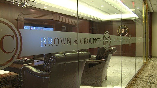 Brown and Crouppen downtown offices (KMOV)