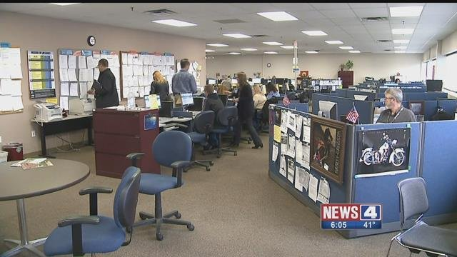 The Missouri Job Center of St. Charles. Credit: KMOV