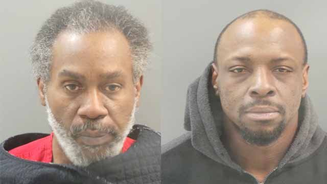 Paulren Stepter, 51, and Courtney Williams, 40, allegedly killed Brandy Morrison, 23, and dumped her body in a landfill in Marissa, Illinois. Credit: SLMPD