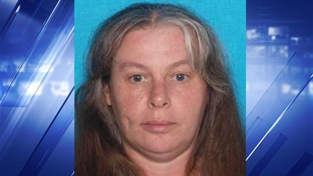 Angelene Arnold, 43, was last seen around midnight (Credit: St. Louis County Police Department)