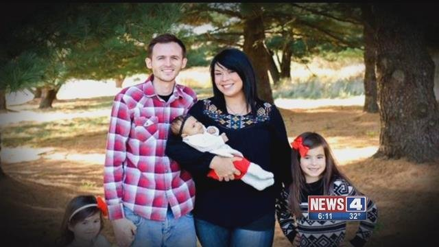 Katrina Compton's family has been through many hardships in one year. Credit: KMOV