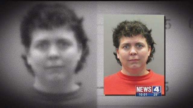 Kelly Schneeberger was charged with misdemeanor child endangerment in the death of  Byron Matlock. Credit:  KMOV