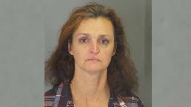 Donna Tooley, 51, allegedly killed Vincent White, 50, and tried to burn his body in Franklin County. Credit: Jefferson Co. Sheriff