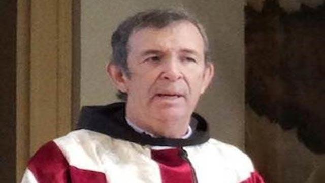 Friar Ed Mundwiller