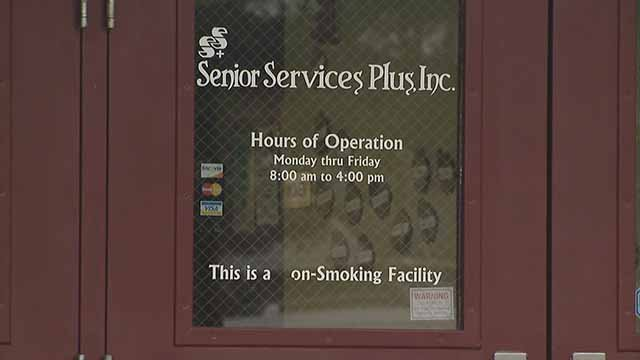 Senior Services Plus has been forced to cut back as the Illinois budget standoff has dragged on. Credit: KMOV
