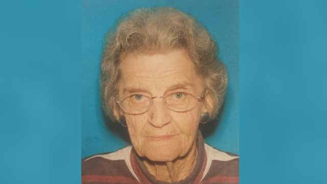 Betty Short, 85, was last seen driving her car on Illinois Route 16 in Jerseyville Wednesday morning. Credit: Greene County Sheriff's Office