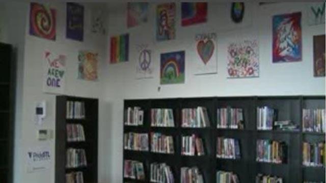 Inside the LGBTQ Community Center (Credit: KMOV)