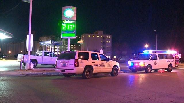 Dwayne Gibbs, 30, was fatally shot near a gas station near  WB I-70 near Shreve in north St. Louis Friday night. Credit: KMOV