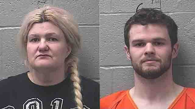 Malissa Ann Ancona and Paul Edward Jinkerson Jr. have each been charged with abandonment of a corpse, first-degree murder and tampering with physical evidence. (KMOV)