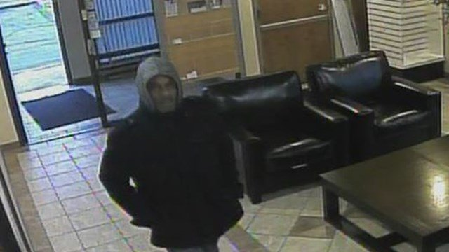 SLMPD are asking for the public's help identifying a suspect in the robbery of St. Louis Hills Pharmacy. (Credit: KMOV).