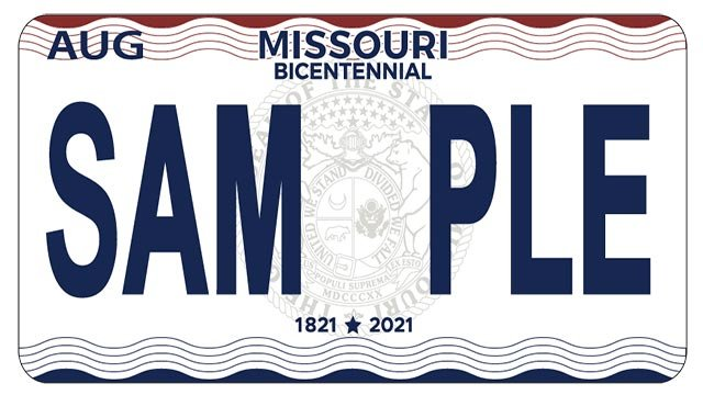 The new design will begin being distributed beginning in 2019. (Credit: State Historical Society of Missouri)