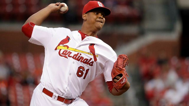 Louis Cardinals Have Options With Reyes Sidelined For 2017