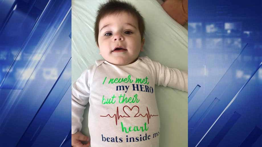 Zachary Broeker received his heart transplant in October 2016. (Credit: Family photo)