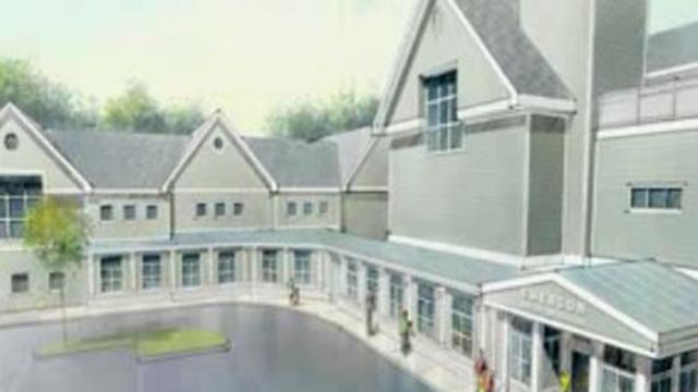Rendering of proposed Magic House renovations (Credit: The Magic House)