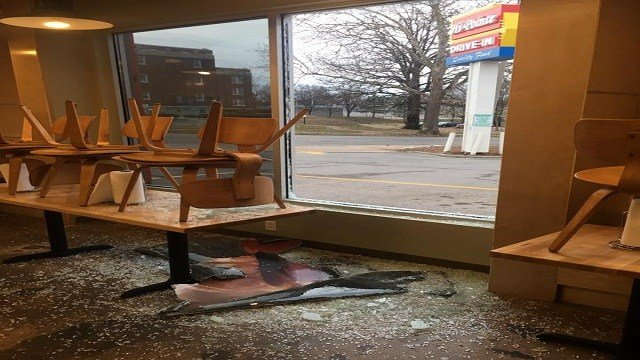 Thieves target Hi-Pointe Drive-In overnight Friday. (Credit: Hi-Pointe Facebook)