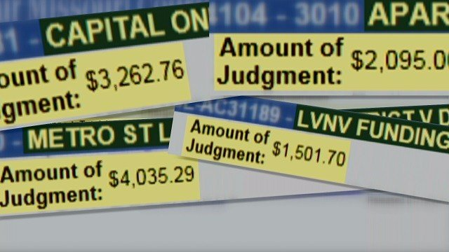 Winning a judgment, doesn't guarantee you'll get paid, as Investigative Reporter, Chris Nagus reports. (Credit: KMOV)