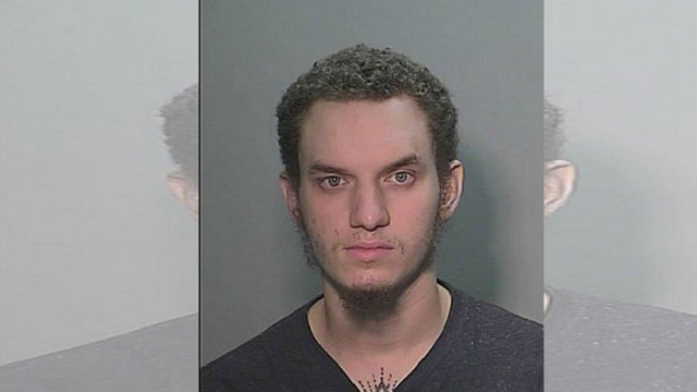 Robert Lorenzo Hester, Jr., 25, of Jefferson City, MO was charged with attempting to provide material support to a foreign terrorist organization. (Columbia Police Department)
