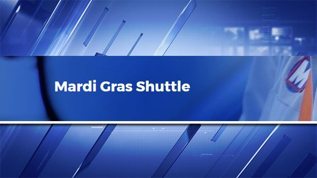 Metro is offering a special shuttle for Mardi Gras. (Credit: Metro St. Louis).