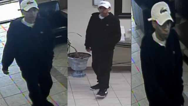 If you recognize this suspect, please contact police. (Credit: St. Louis Police)
