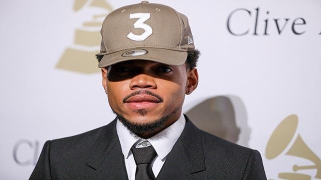 Chance the Rapper (Credit: AP Images)