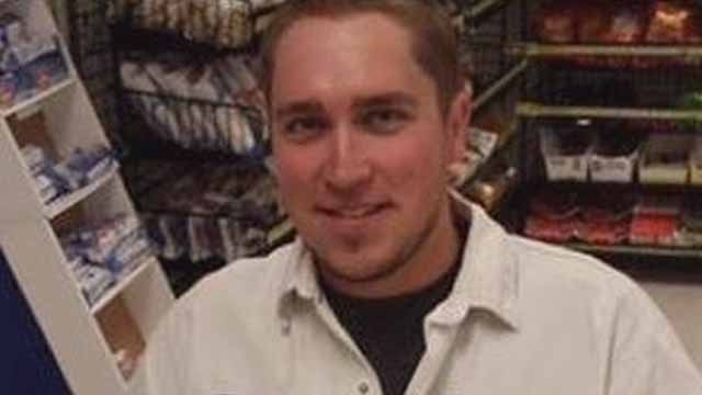 Travis Koenig, 24, was driving on I-55 near Perryville when he was killed by a tornado Tuesday night. Credit: KMOV