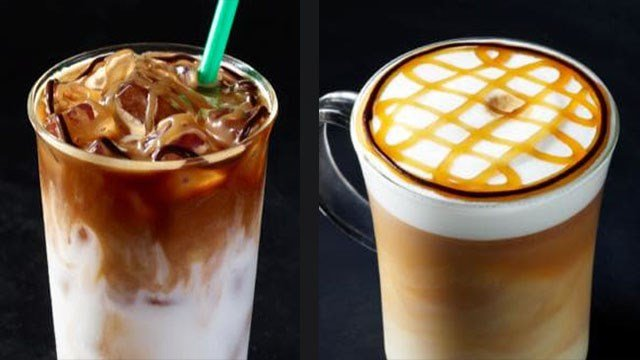 Starbucks is offering a great chance to buy one free Macchiato when you purchase one. (Credit: Starbucks)