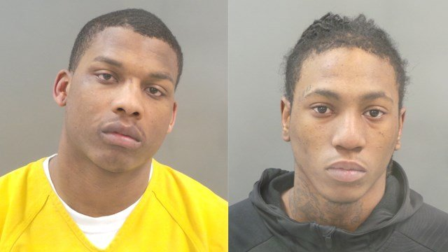 Myron Davis (left) and Quinton Roberts (right) will be tried as adults in a 2013 murder. (Credit: KMOV).