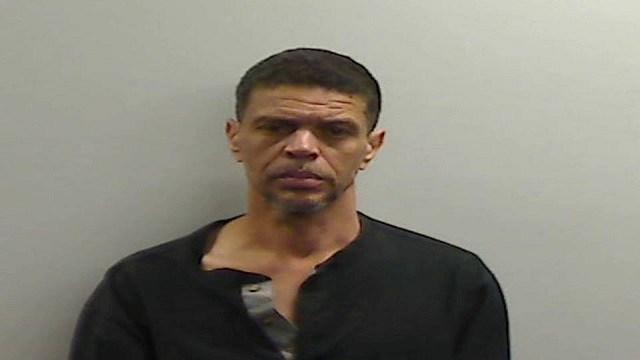 Craig Smith Sr. arrested in animal cruelty investigation. (Credit: Belleville Police Department)