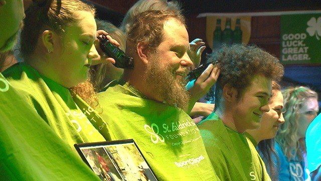 St. Baldricks Foundation (Credit: KMOV)