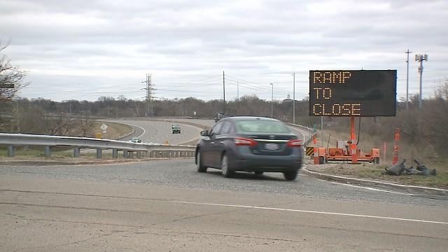 I-44 and Shrewsbury (Credit: KMOV)