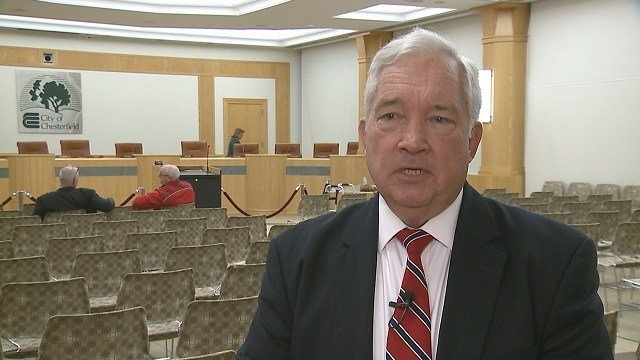 The mayor said the sales tax would not be fair based on how the money is split up. (Credit: KMOV)