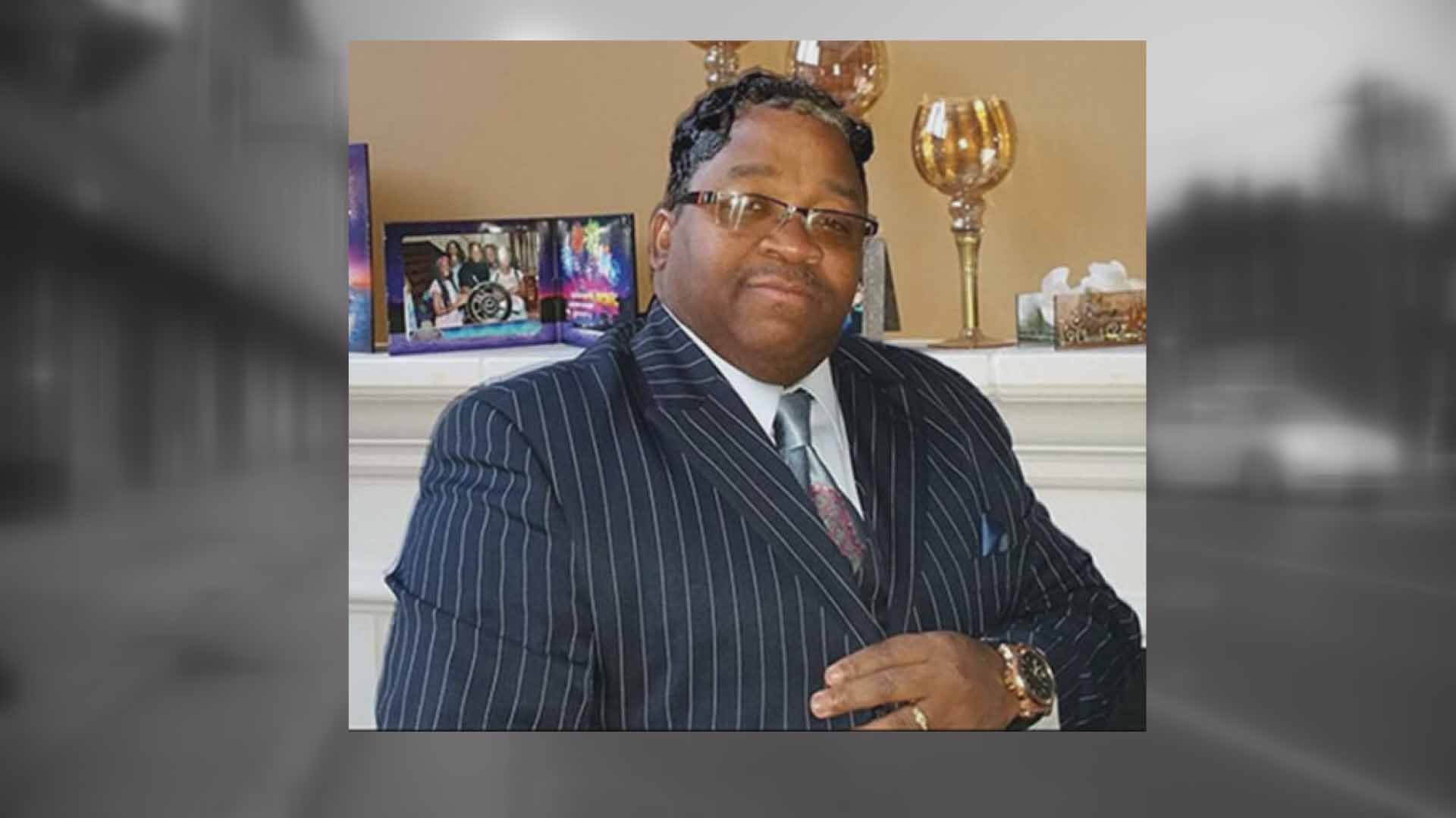 The BBB is warning against investing money in the Stafford Financial Firm, run by Pastor Mark Stafford (pictured). Credit: KMOV