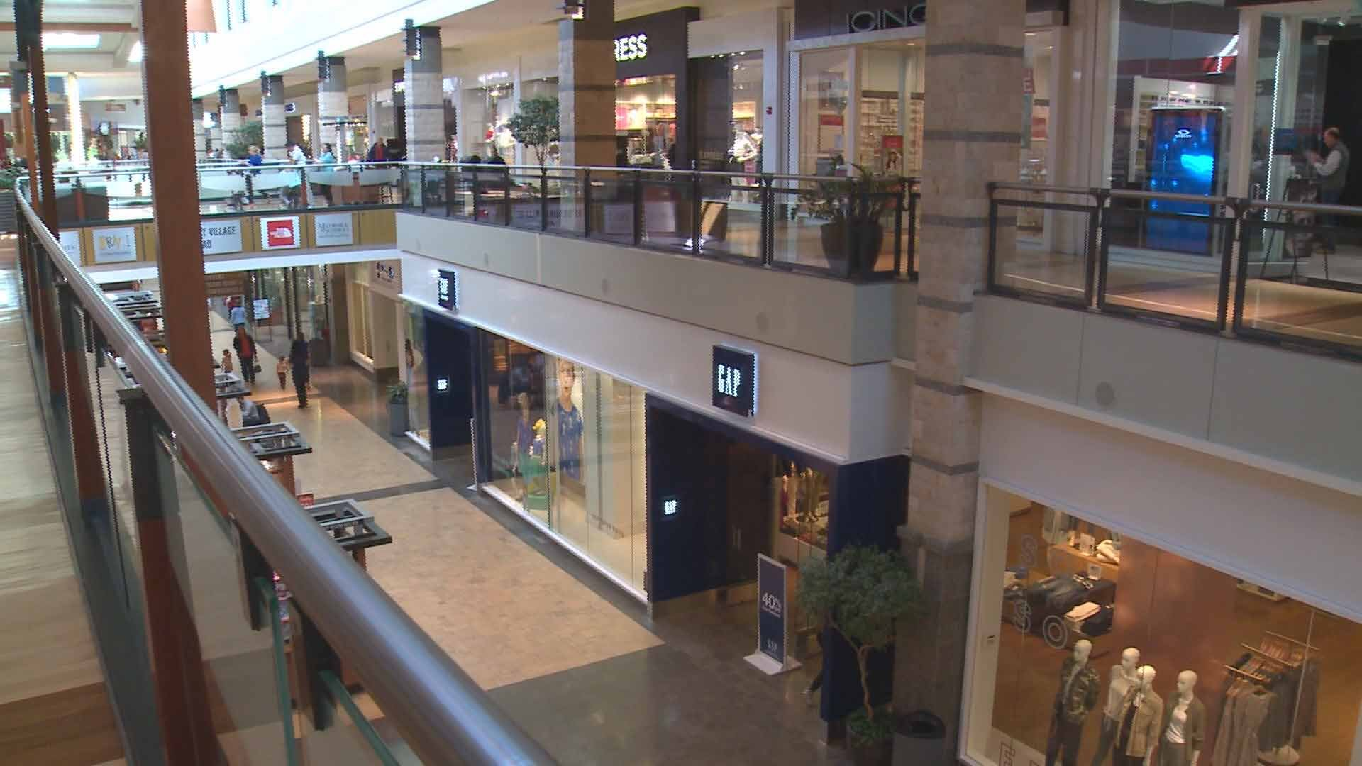 West County Mall. Credit: KMOV