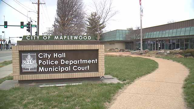 Maplewood City Hall. Credit: KMOV